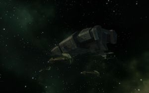 SHIP SETUP 5 IN SPACE 2 by VanKaiser