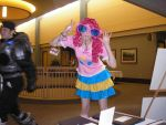 Pinkie Pie Cosplay by Yunsildin