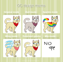 OC Design Meme by Sky-is-a-Pie