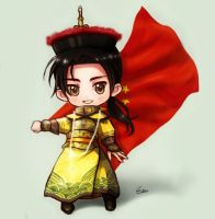 Wang yao Mini by Esther-fan-world