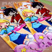 JiMi Product Sample: Prism Bookmarks Sand Dust by jinyjin