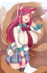 Academy Ahri by MW-Magister