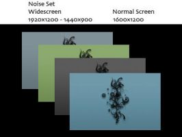 Noise Wallpaper Set by neodesktop