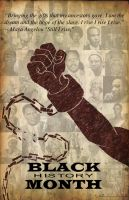 Black History Month Poster by Bastet-Entertainment