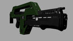 M41A Pulse Rifle by Miss-Licorice