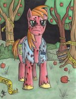 Thir13en Ghosts MLP - The Juggernaut by devilsreject493