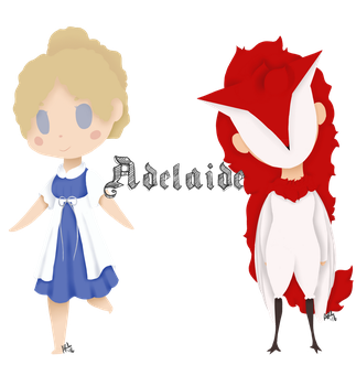 Adelaide by Haphazard-Witch