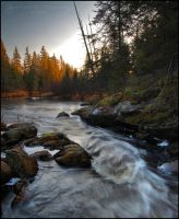 Flowing In The Twilight by Sarah--Lynne