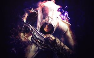 Assassins Creed Wallpaper by MaFFio