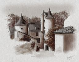 Chateau by LiliteD