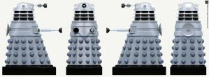 Invasion Dalek by Librarian-bot