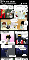 Death Note: Bedtime story by mayanna