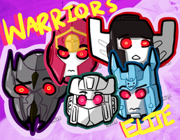Warriors Elite by rescuebot