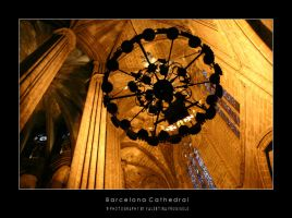 Barcelona Cathedral by babykiky