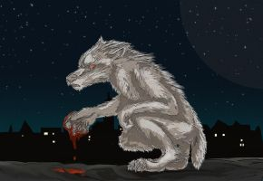werewolf by Snowback
