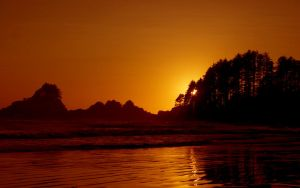 Tofino Sunset by grant-erb