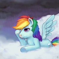 Storm Glade by Corpsecrow