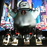 Stay Puft Attack by ZanderYurami
