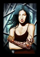 Witchblade00 by hanonly1