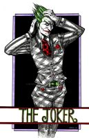 The Joker by olivernome