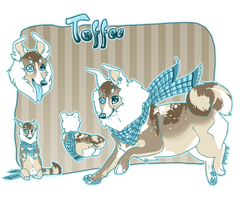 Toffee-SOLD by poppyng