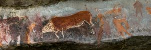 Rock Art Strip by Anthroviking