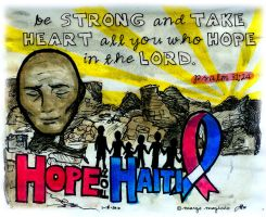 Hope for Haiti by margemagtoto