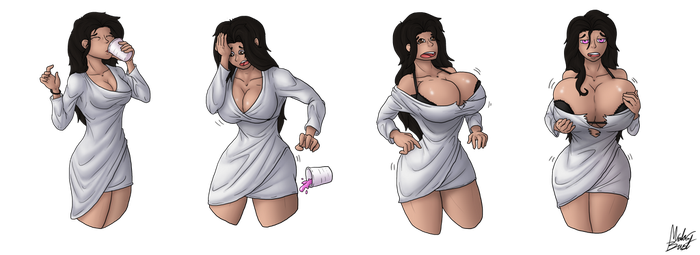 Jil Bimbo Sequence - Collaboration by Midas-Bust