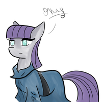 Maud Pie by Solratic