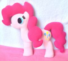 Pinkie Pie Cushion (Complete) by Blue-Shift-Recall