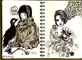 Sketchbook 2013 016 by Juliee-R