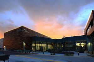 West Jordan Library by Voedin
