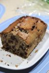 Chocolate Cinnamon Loaf by chrissie-ness