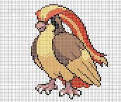 18.pidgeot by Electryonemoongoddes