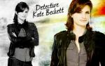 Detective Kate Beckett Grunge by michygeary