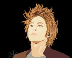 Xiumin (EXO-M) by ParkAL