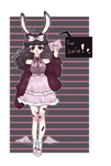 Adopt 05 - Bunny Baby (OPEN + Reduced!) by decollavit
