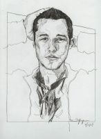 Joseph Gordon-Levitt by timmieee