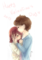 Happy Valentine's Day! - 2015 by Laura8397