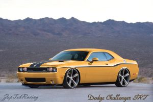 Dodge Challenger SRT by LavnebDesigns