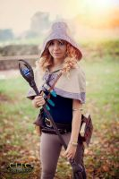 Spellthief Lux Lucca comics and games 2013 by Maddylol91