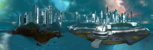 New Alexandria 360 Beachhead by stuckart