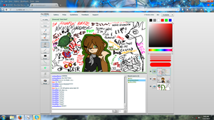 iScribble Thing 2 by ChaosBoundJenna