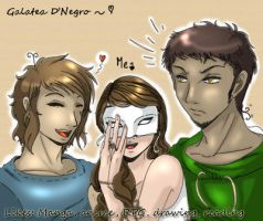 Stolen Mask - ID 2010 APH by Galatea-DNegro