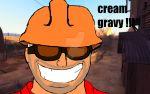cream gravy :D by megaversoos
