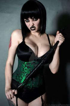 Yes Mistress Kitty II by VisceralScreams