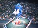 Sonic does Gangnam Style on Super Smash Bros. by Devilca-The-Hedgehog