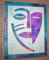 Mask Journal by approachableart