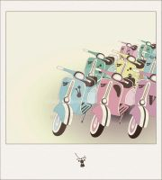 VESPAs by o7addict
