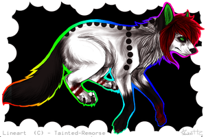Scene Dog Adoptable -SOLD- by Xx-Screamo-xX